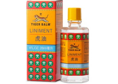 Tiger Balsam Liniment 28ml