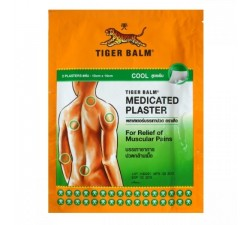 Tiger Balsam Patch Frische