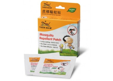 Tiger Balsam Patch Anti-Mucken
